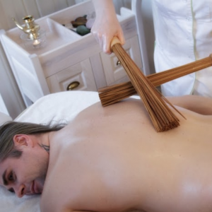 Prepayment for Japanese lymphatic drainage massage with Bamboo Sticks