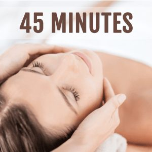 Stand alone FTE Glow Massage – 45 minutes