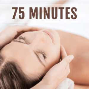 Facial ritual with FTE – 75 minutes