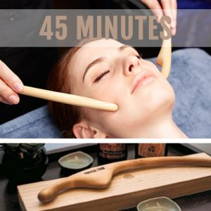 FaciStand alone TP massage –  45 minutes